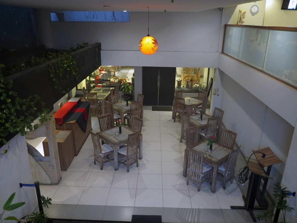 Edelweiss Boutique Hotel Kuta - Restaurant