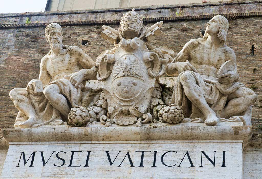 vatican city tours - museums entrance