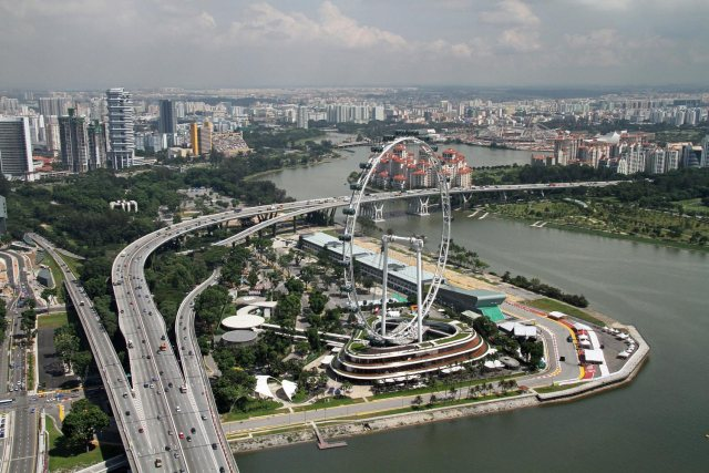 Singapore culture - Flyer