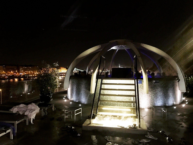 Budapest Thermal Baths rudas baths