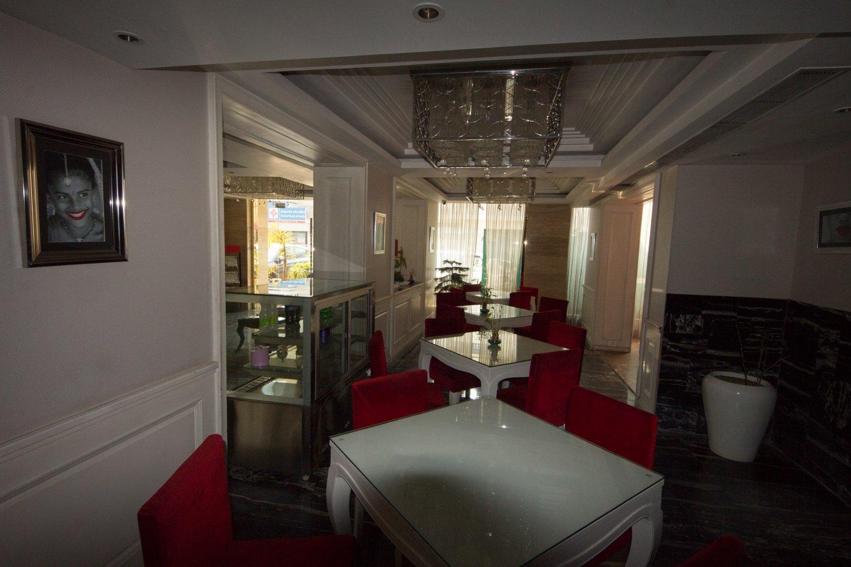 flute boutique hotel jaipur: dining room