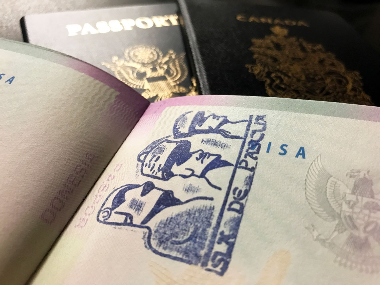 unusual things to do on easter island passport stamp