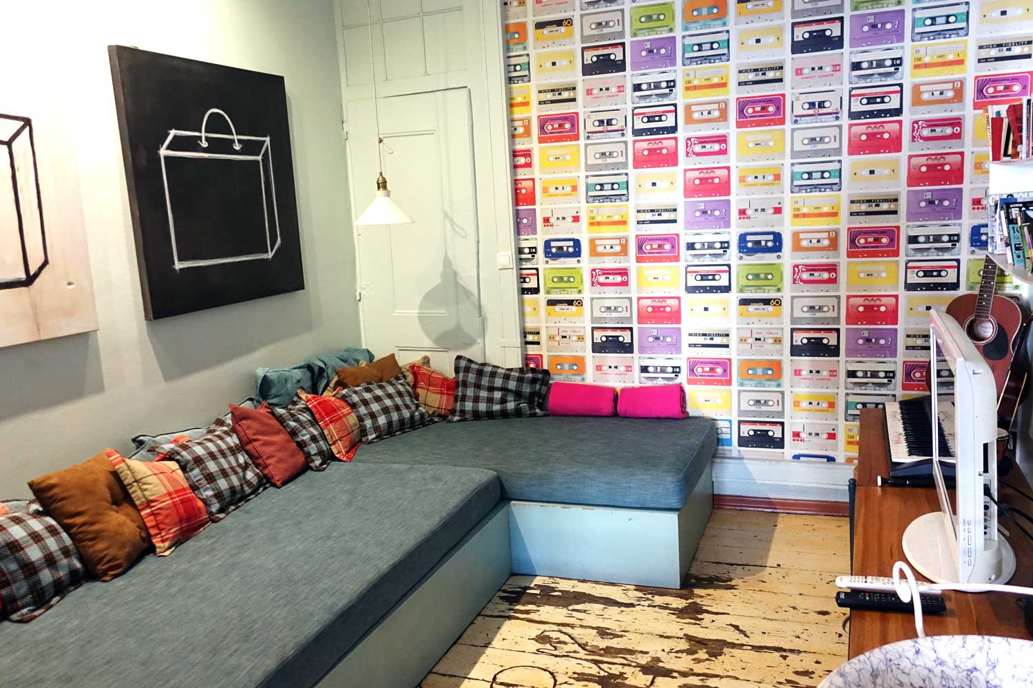 Places to stay in Lisbon Goodmorning Hostel Lisbon