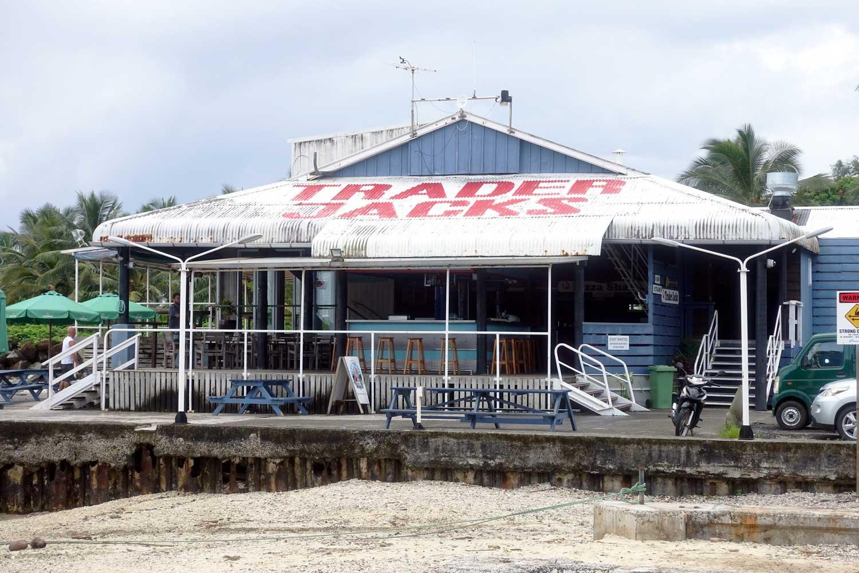 cook islands food trader jacks