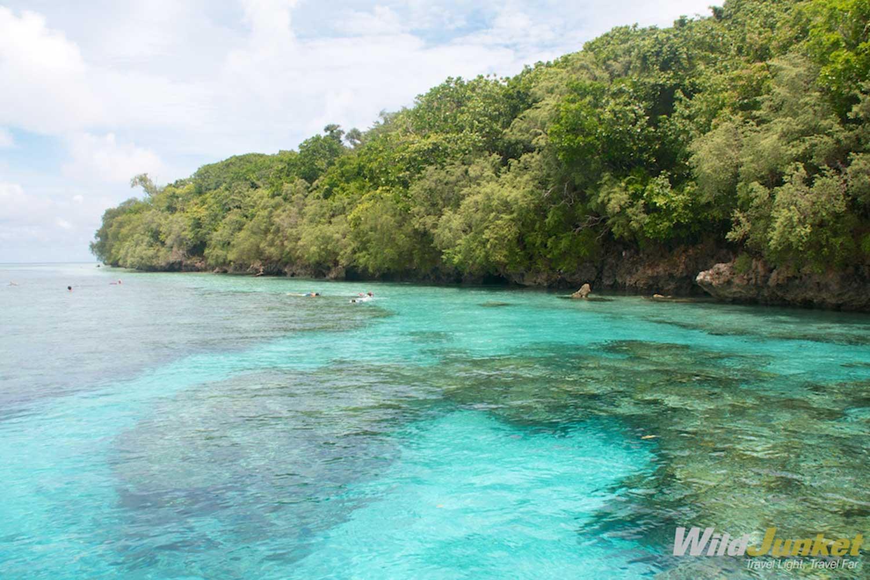South Pacific Island Vacation destinations - Palau
