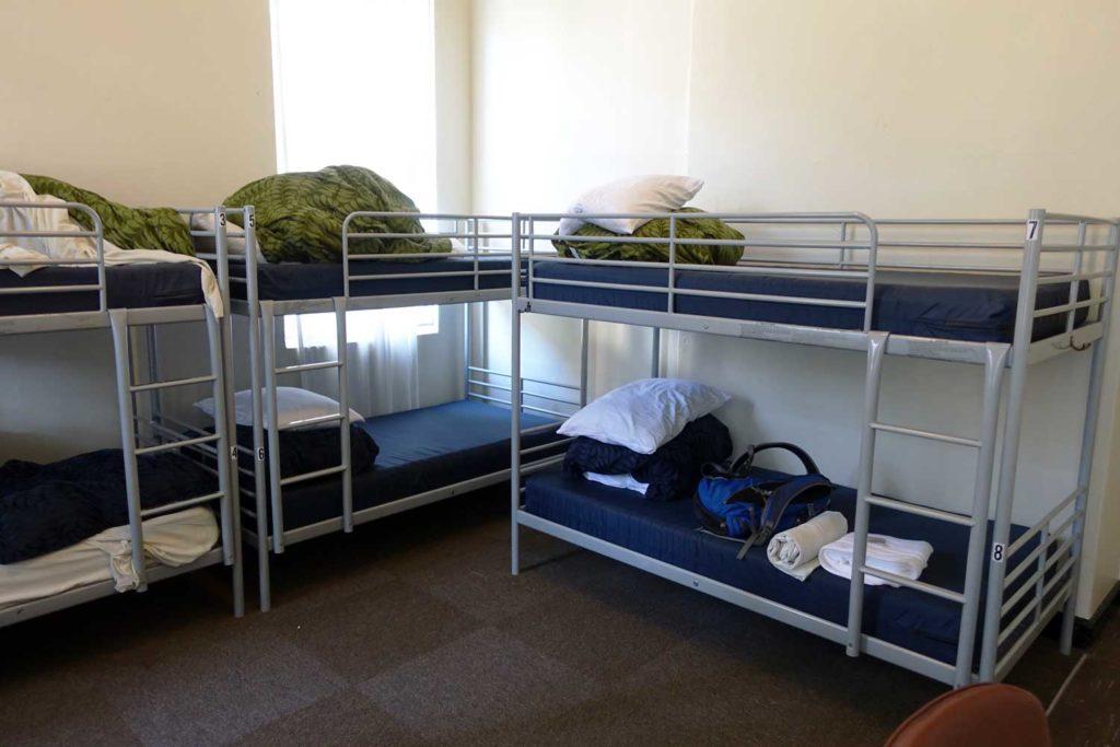 Marin Headlands Hostel bunk beds IKEA style