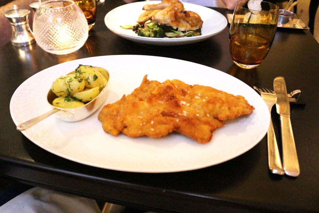 Wiener Schnitzel - the most famous austrian food
