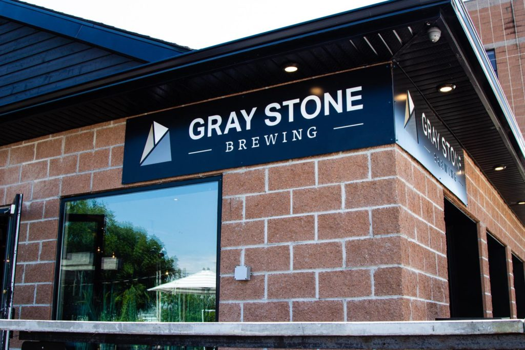 Best craft beer in Fredericton - Greystone Brewing
