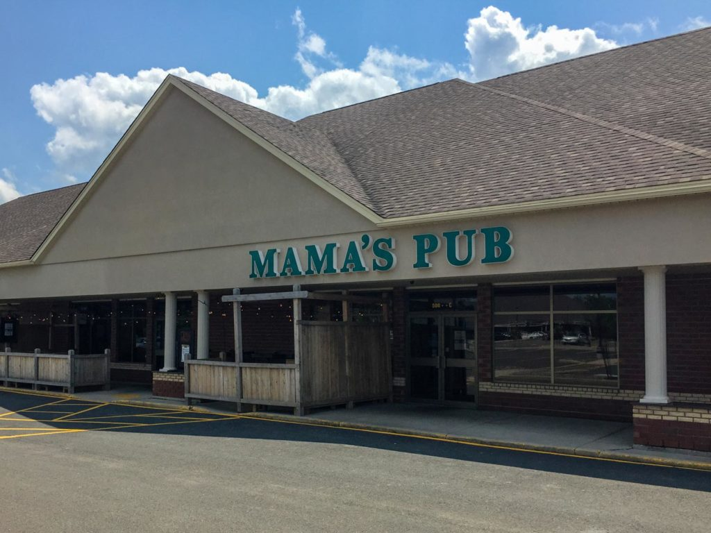 Best craft beer in Fredericton - Mama's Brew pub