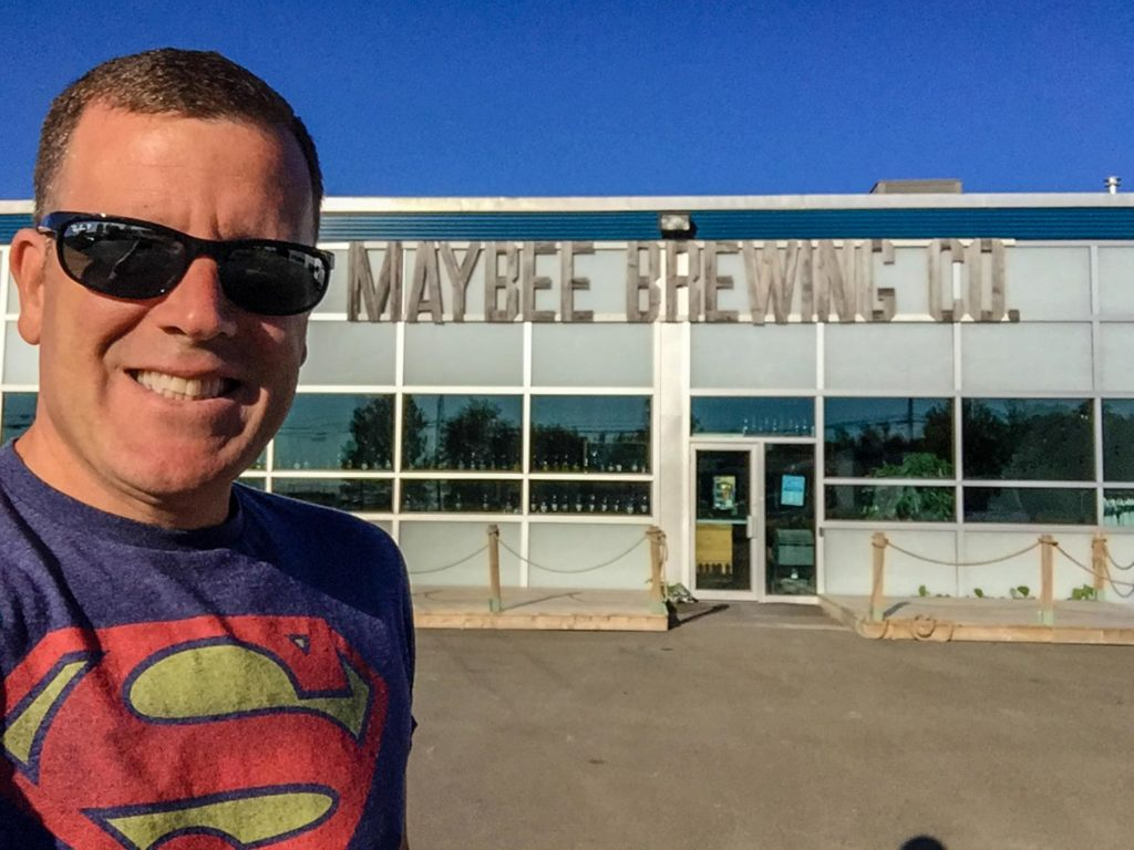 Best craft beer in fredericton - Maybee Brewing company