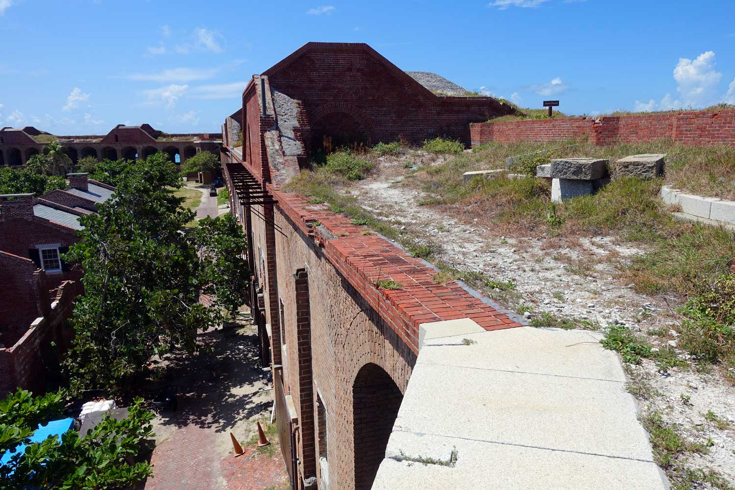 dry tortugas national park fort jefferson