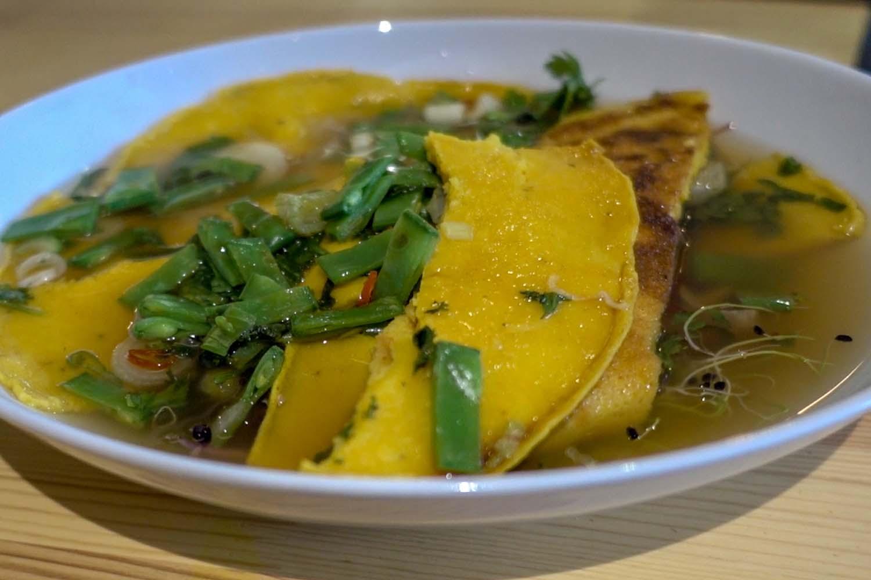 Budapest Makery - Oriental soup