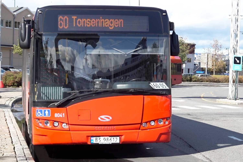 Oslo Pass bus