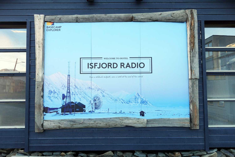 Svalbard Hotel - Isfjord Radio Hotel