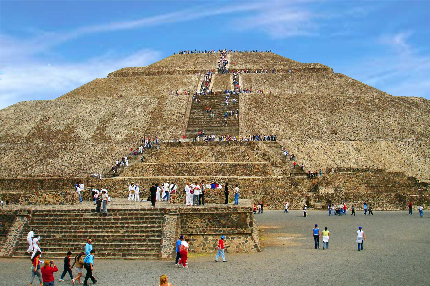 Mexico City Day Trips - Teotihuacan