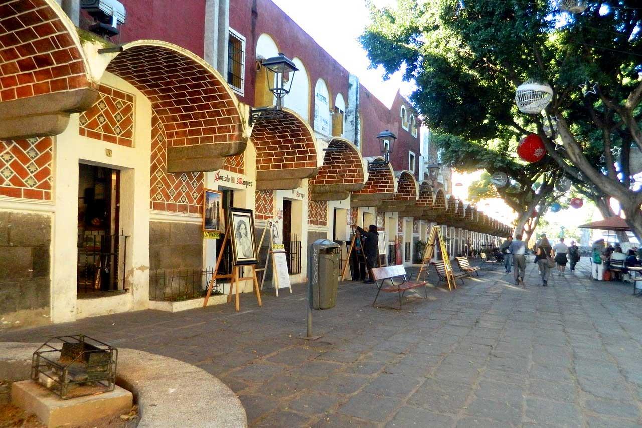 Mexico City Day Trips - Puebla City