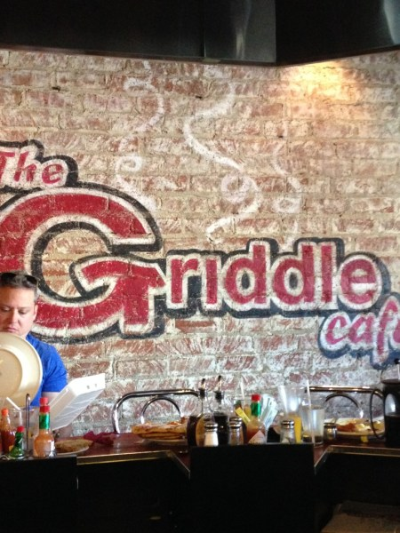 The Griddle Cafe
