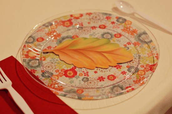13. Place setting