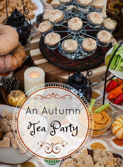 An Autumn Tea Party