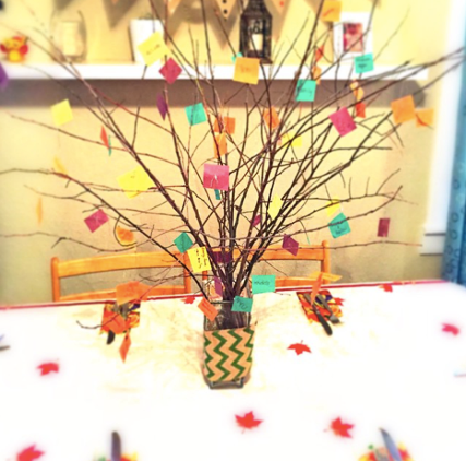 Fitzgerald Thankful Tree