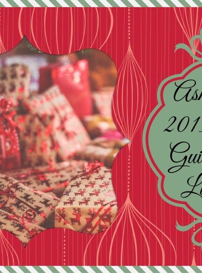 Ashley's Gift Guide for Littles