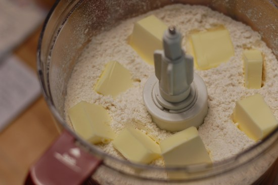 4. Chunks of butter