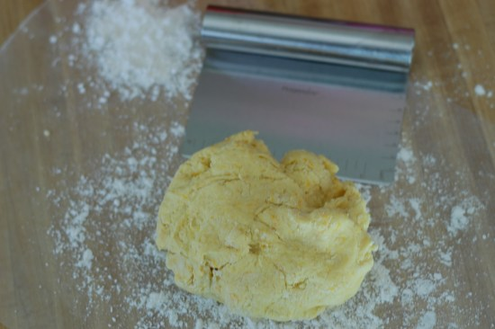 7. After kneading