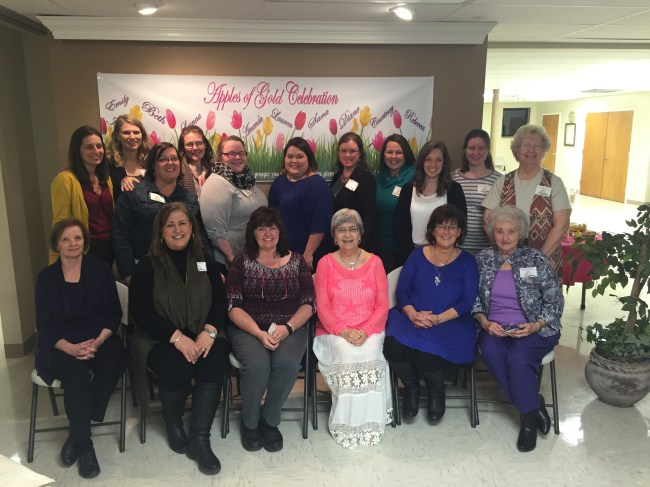 Women's mentoring program