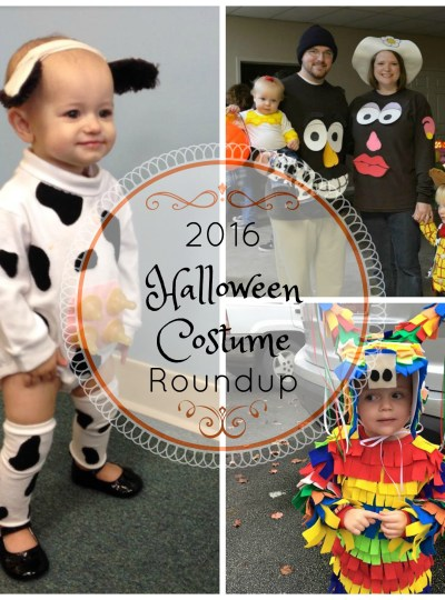 2016 Halloween Costume Roundup