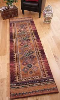 EXTRA LONG NARROW HALL RUNNER RUGS TRADITIONAL PERSIAN ...