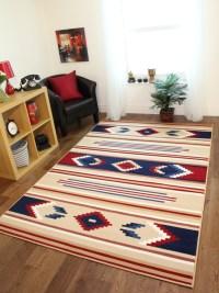 aztec print rug  Roselawnlutheran