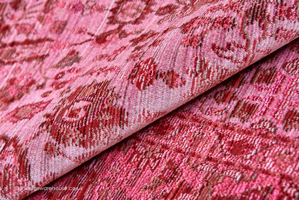 Heado Fuchsia Rug  Pink Rugs