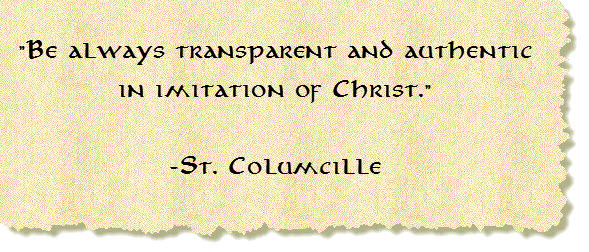 Columcille quote