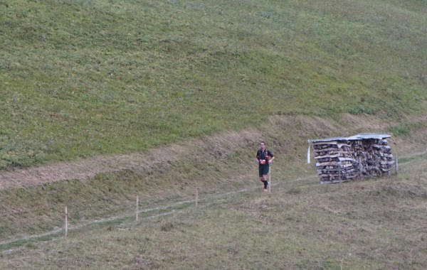 Running downhill