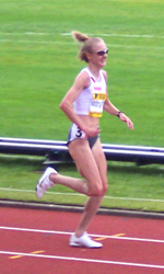 Paula Radcliffe in 2005