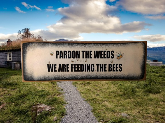 Pardon The Weeds