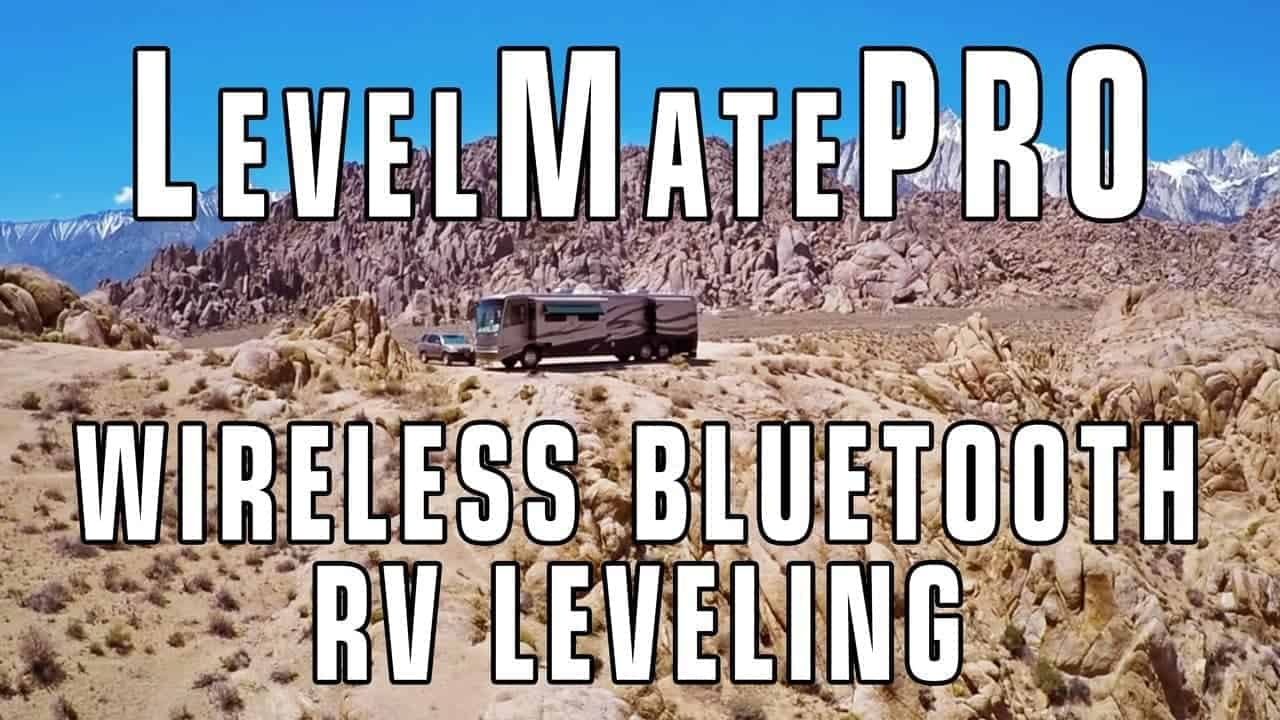 LevelMatePRO is the 21st Century Way to Level an RV!