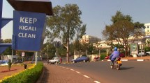 Kigali Features Smart City Governments In