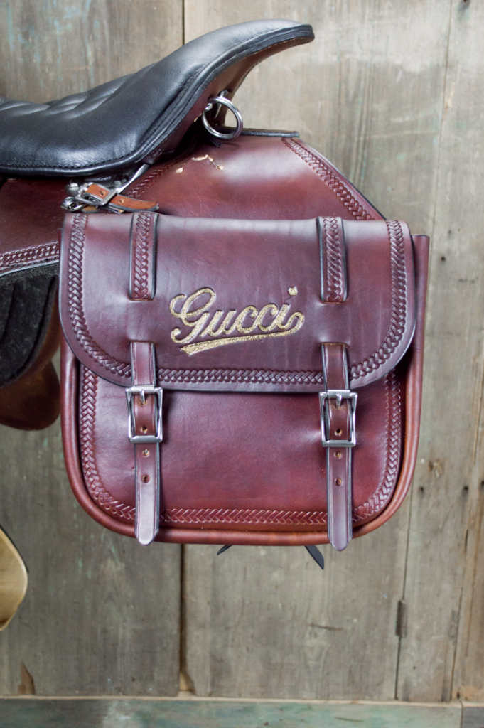 Custom Saddlebags