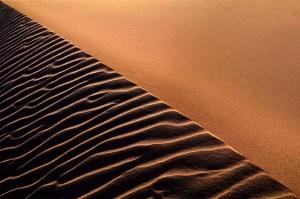 Sand dune 1998 by M A Felton