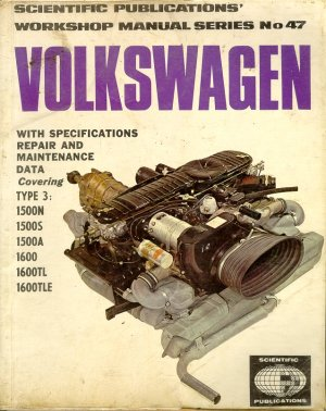 TheSamba :: VW Archives  Type 3 Books