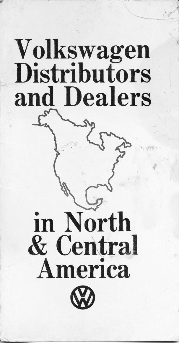 TheSamba.com :: 1975 North American VW Distributors and