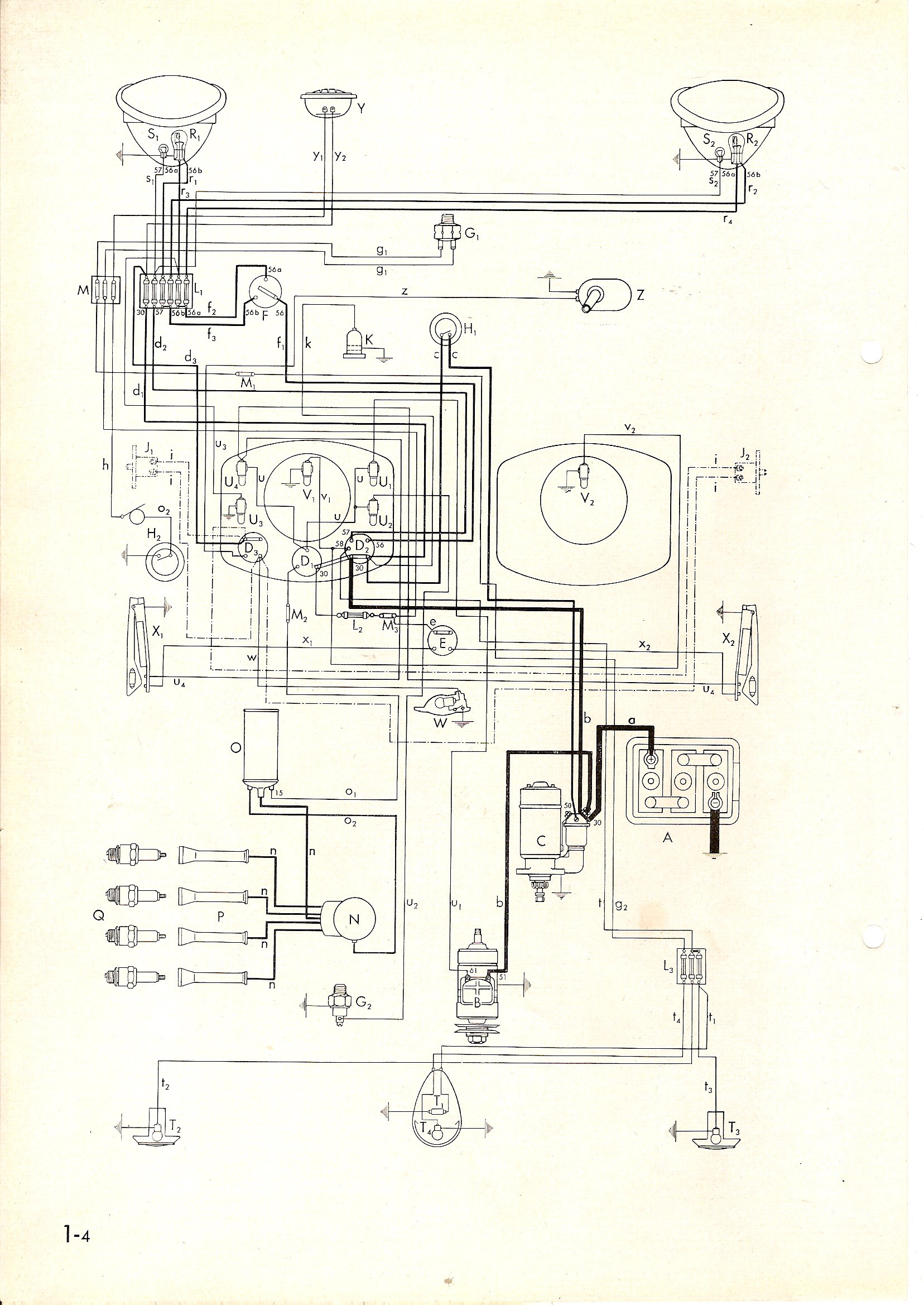 1973 vw beetle ignition coil wiring diagram blank template as well besides get free