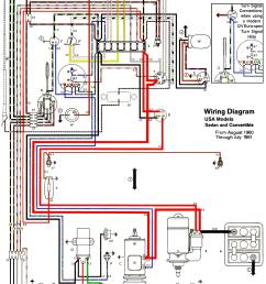 thesamba com type 1 wiring diagrams 70 vw bug turn signal wiring [ 1800 x 2955 Pixel ]