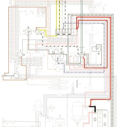 66 vw transporter wiring diagram [ 1076 x 1702 Pixel ]