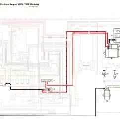 Vw T2 1970 Wiring Diagram 2002 Chevy Trailblazer Radio Starter  For Free