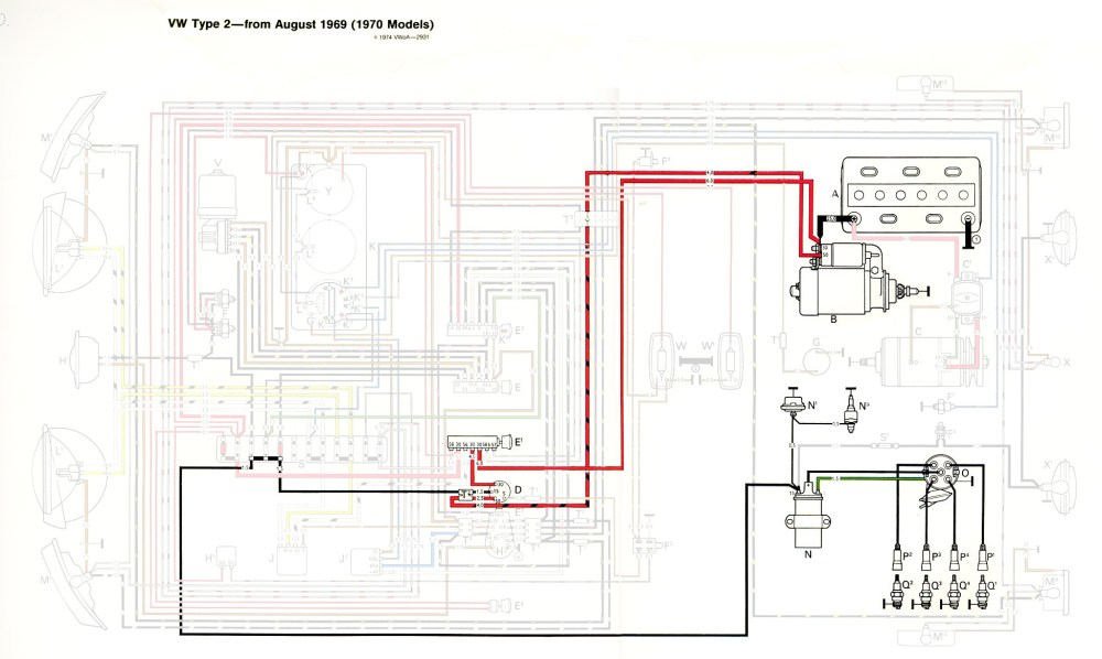 medium resolution of vw starter wiring diagram electrical diagrams forum u2022 1973 vw super beetle wiring diagram vw