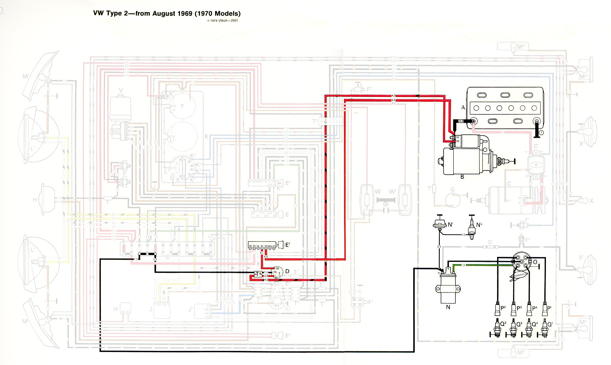 hight resolution of vw starter wiring diagram electrical diagrams forum u2022 1973 vw super beetle wiring diagram vw