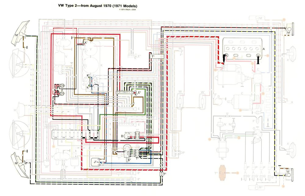 medium resolution of well 1972 vw beetle fuse box diagram on well get free 99 vw jetta relay diagram