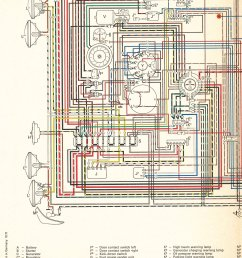 thesamba com type 4 wiring diagrams vw 411 412 1971 [ 2295 x 3485 Pixel ]